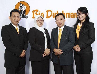 Индонезийцы в офисе