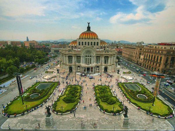 Испанская архитектура в Мексике