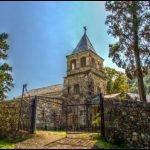 Монастырь Св. Иоанна Златоуста в с. Каманы