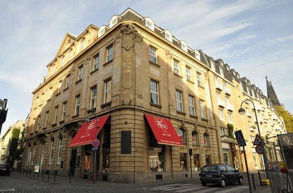 Музей духов в городе Кёльн