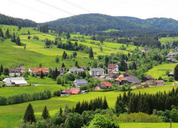 Шварцвальд в Германии