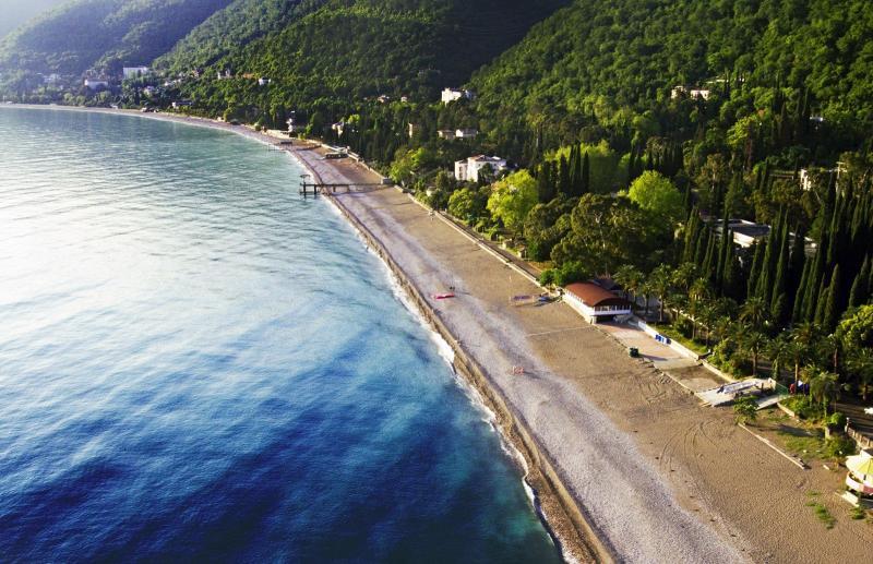 Солнечная Абхазия: древний край, который стоит посетить