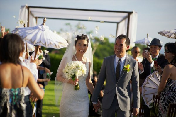 Свадьба в Гонконге
