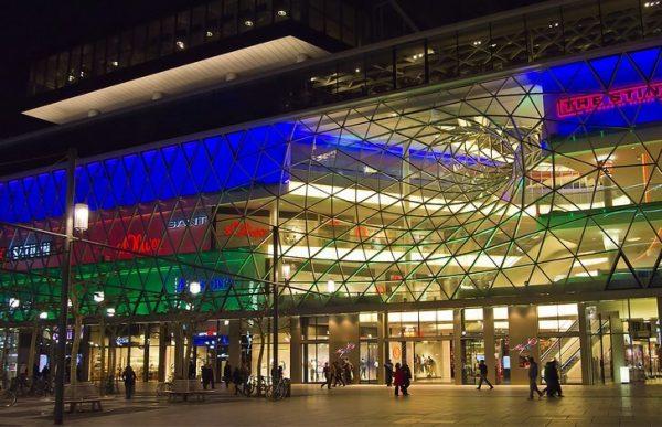 Торговый центр My Zeil во Франфурте-на-Майне