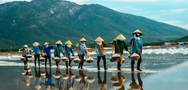 Вьетнамские жители