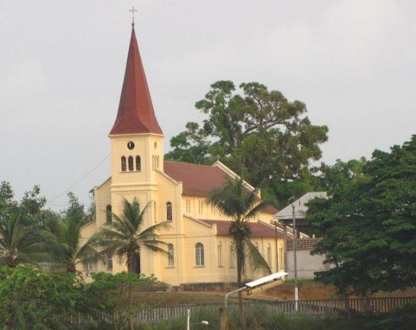 Кафедральный собор в Криби