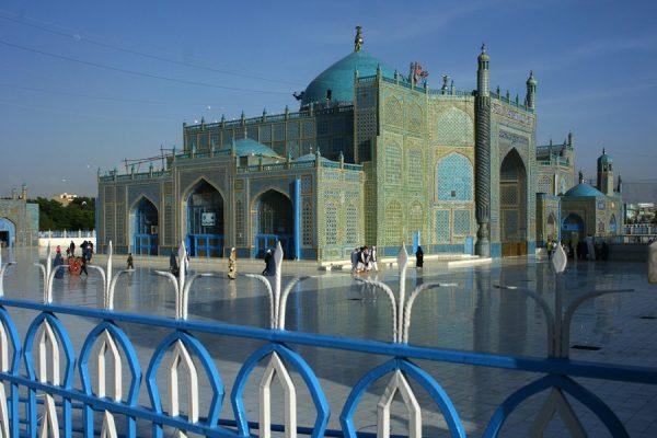 Мазари-Шариф