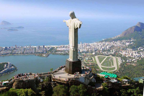Статуя Христа-Искупителя