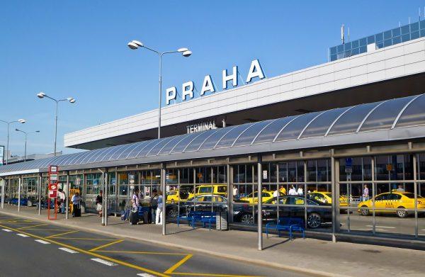Аэропорт в Праге
