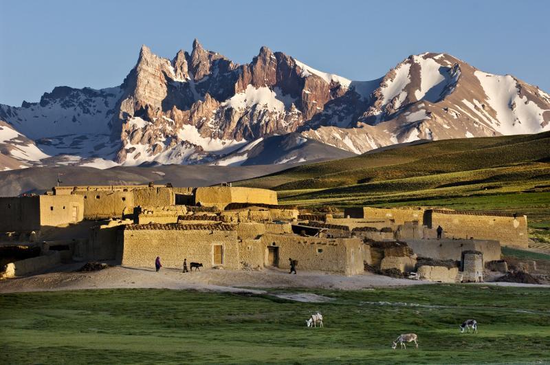 Суровый, но красивый край: отправляемся в Афганистан