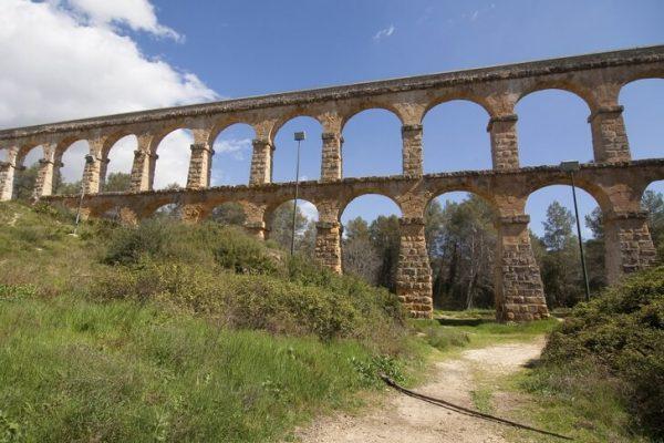 Акведук Чёртов мост в Таррагоне