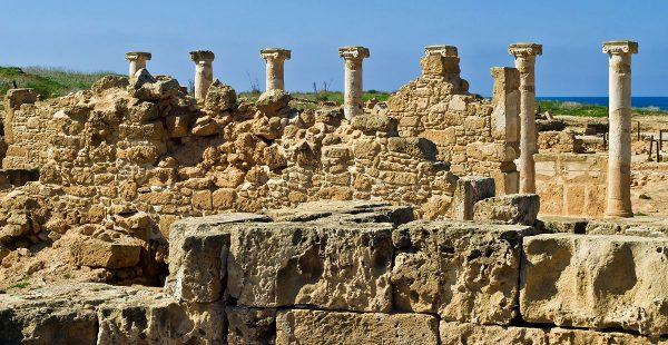 Археологический парк в Пафосе