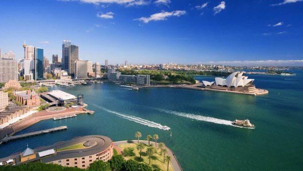 Побережье Сиднея