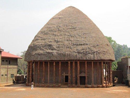 Резиденция главы народа в Банджуне