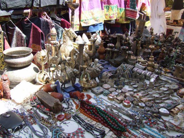 Базар в Кабуле