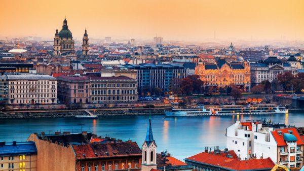 Панорама Братиславы