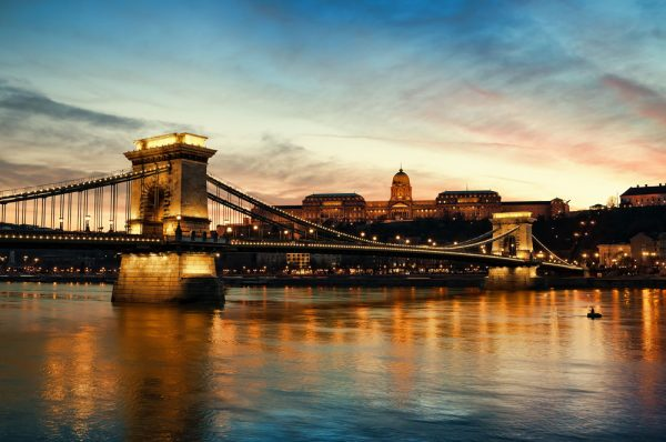 Цепной мост Сечени