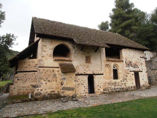 Церковь Святого Николая под Крышей