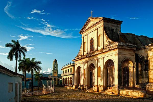 Церковь Святой Троицы в Тринидате