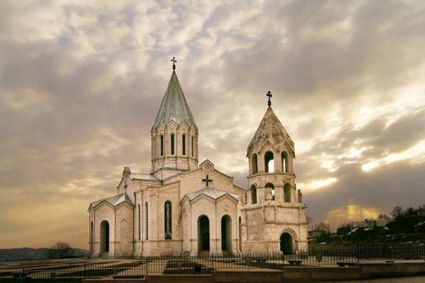 Церковь Всеспасителя в Гюмри