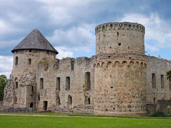 Крепость Цесиса