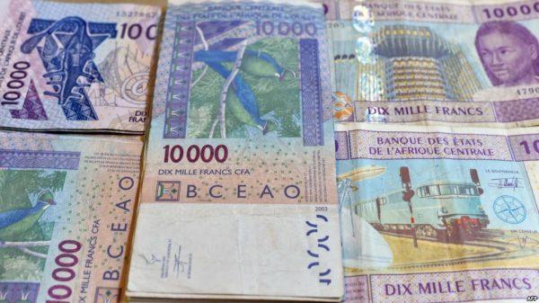 Банкноты Камеруна