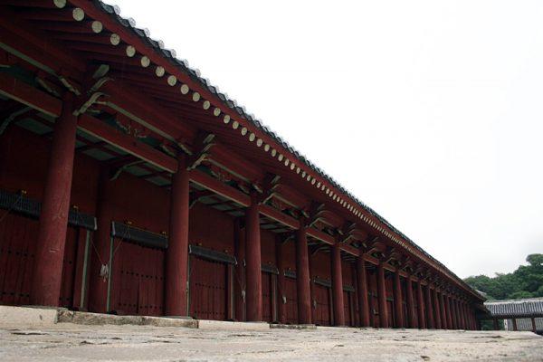 Длинный зал Чонджон