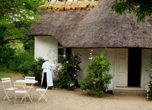Домик в Фюнской деревне (Оденсе)