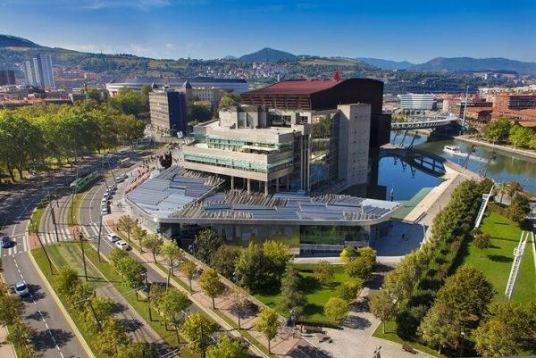 Дворец Эускальдуна в Бильбао