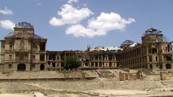 Дворец Дар уль-Аман