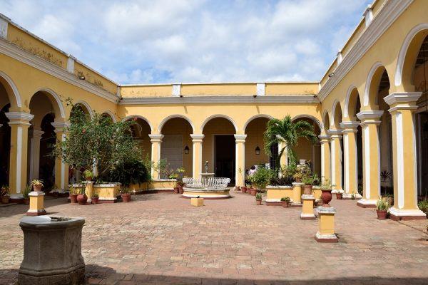 Дворец Кантеро в Тринидате
