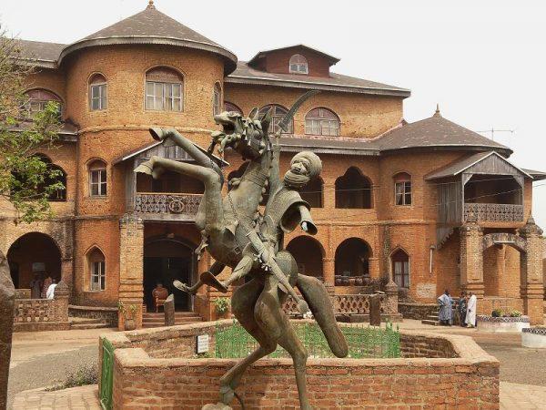 Дворец султана в Фумбане