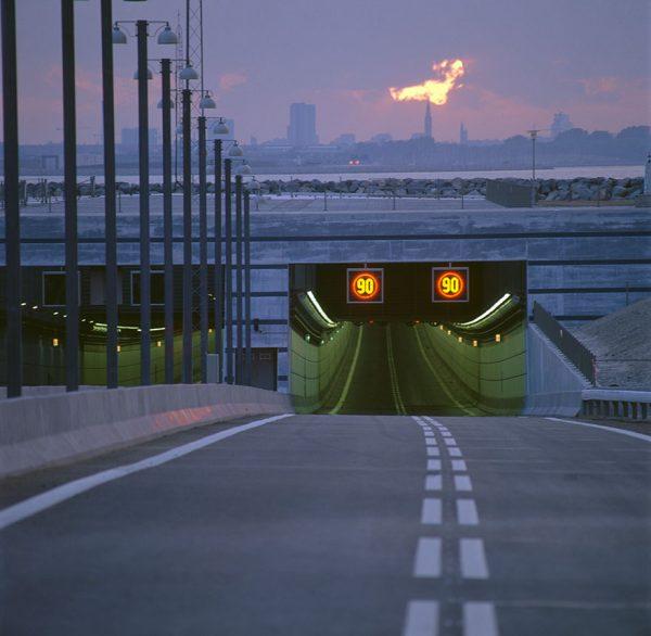 Эресуннский мост-тоннель