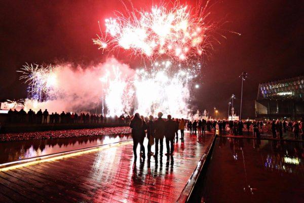 Фестиваль «Ночь культуры» в Исландии
