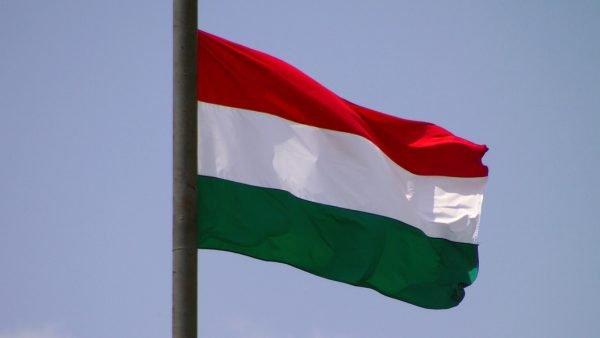 Флаг Венгрии