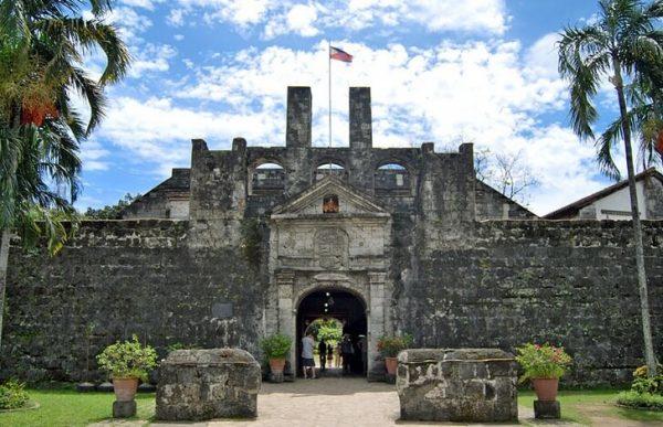 Форт Сан-Педро на Филиппинах