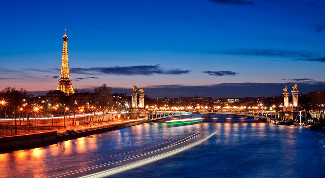 Франция: путешествие в романтику