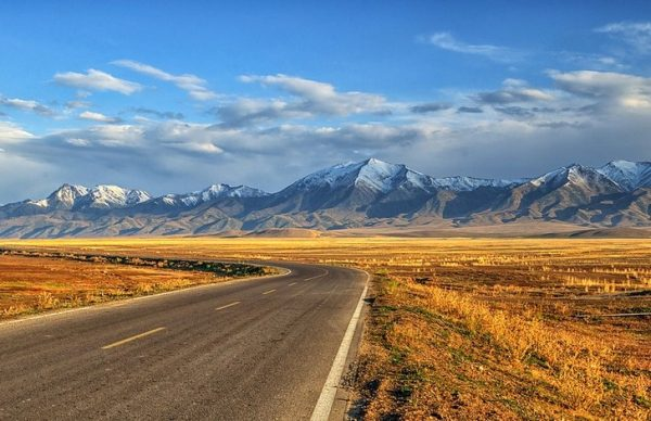 Горы на Алтае