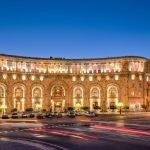 Гостиница Marriott Armenia