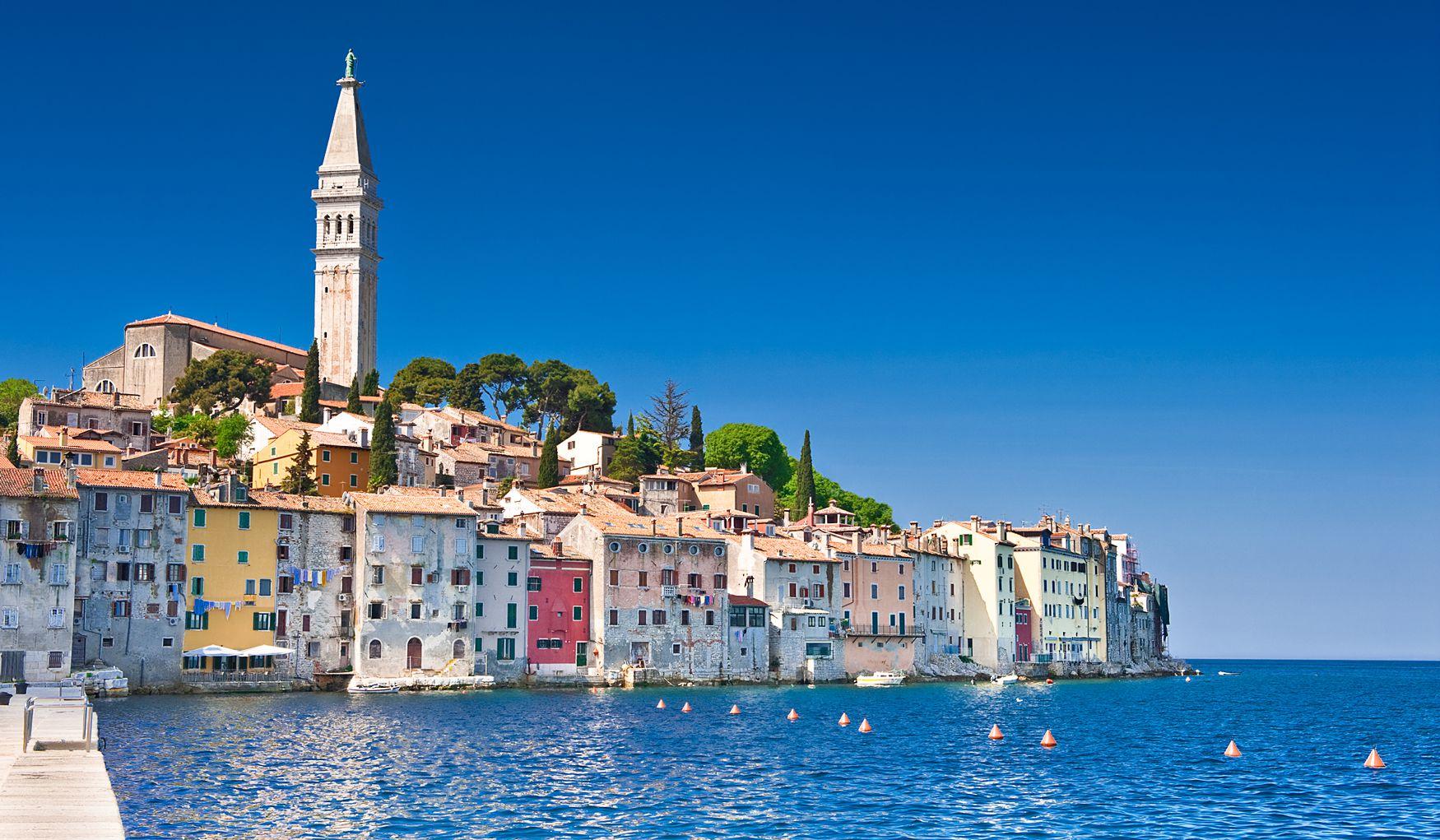 Достопримечательности Хорватии — лучшие регионы для экскурсий и пляжного отдыха