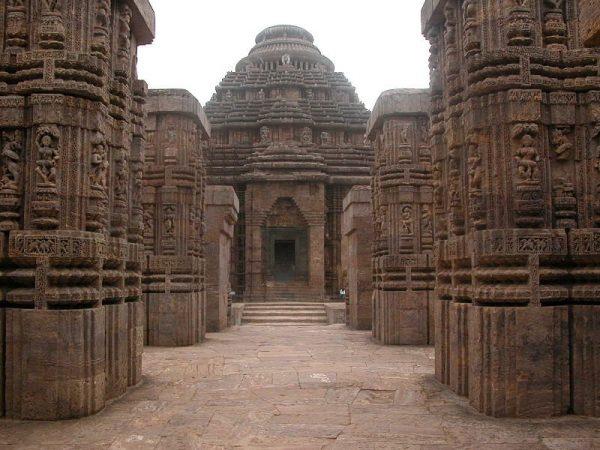 Храм бога солнца в Конараке
