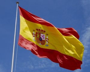 испания флаг