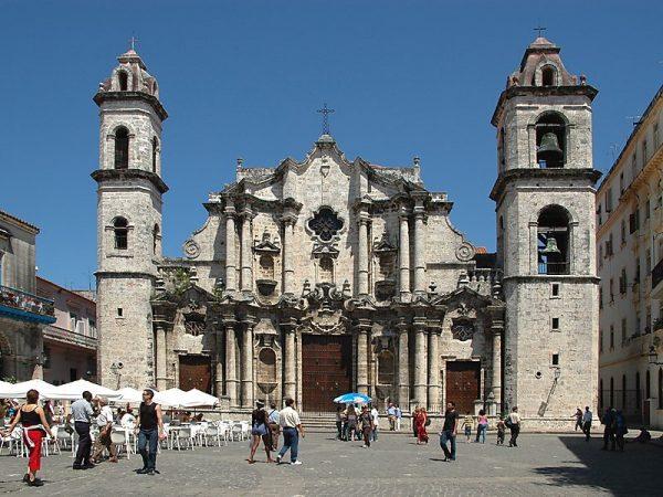 Кафедральный сбор в Кубе