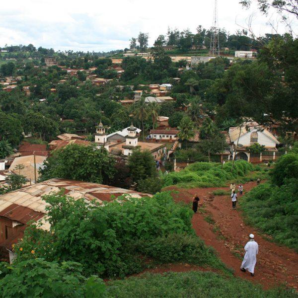 Камерунский пейзаж