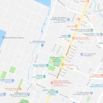 Карта центра города Баколод