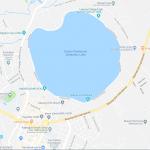Карта центра Сан-Пабло в Филиппинах