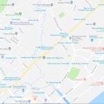 Карта центральной части Себу