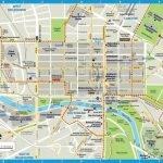 Карта достопримечательностей Мельбурна