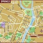 Карта города Алис-Спрингс