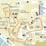 Карта города Коимбра для туриста